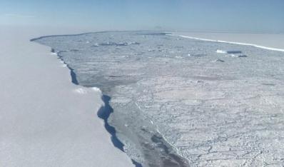 NASA发布了让人惊叹的全新南极的照片!