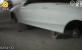 奔驰车停放在停车场 价值约5万元4个轮子不翼而飞